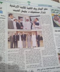 Arab newspaper